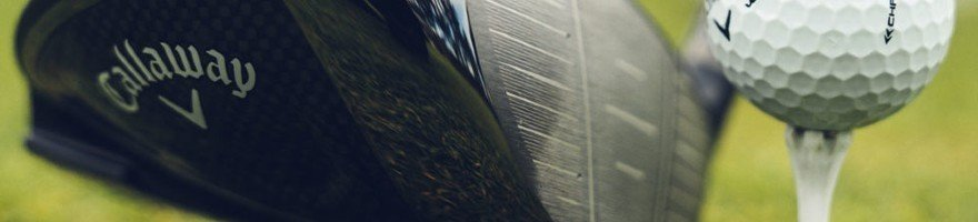 Golf driver - Wilson Staff. Custom fitting, skaft og golfgrip.